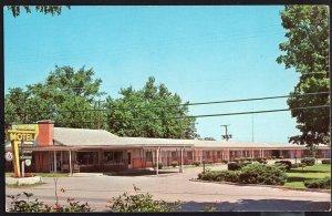 Kentucky GREENVILLE Dan-Dee Motel, Hopkinsville Street - chrome