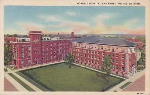Minnesota Rochester Worrell Hospital And Annex