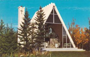 Notre-Dame De Lourdes,  Girouxville,  Alberta,  Canada,   40-60s