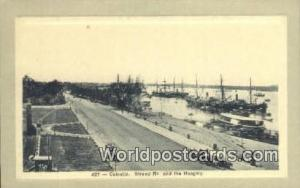 Calcutta, Italy, Italia Strand Rd & the Hooghly Calcutta Strand Rd & the Hooghly