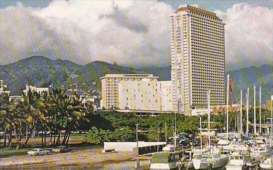Hawaii Honolulu Ala Moana Hotel