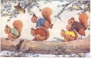 Margaret Tempest Post Card, Artist Signed Post Card Old Vintage Antique, Pkt....