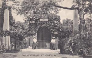 Tomb of Washington, MOUNT VERNON, Virginia, 00-10s