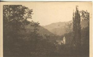 Postal B/N 0226 : Riera Monsolis de Sant Hilari Sacalm, edita Angel Toldra