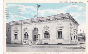 GAINESVILLE, Texas, PU-1931; Post Office