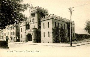 MA - Fitchburg. The Armory