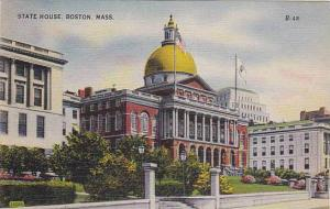 State House, Boston, Massachusetts, 1930-1940s