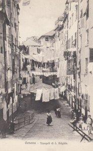 Genova , ITALY, 1900-10s ; Truogoli di S. Brigida