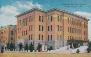 Nippon Young men hall , Japan , 1930s