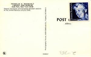 Famous People - Eleanor Roosevelt