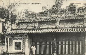 CPA Vietnam Indochine THUDAUMOT - Une Pagode chinoise (61584)