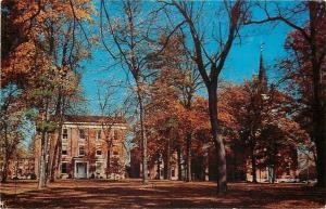 Lebanon Illinois~McKendree College~1950-60s Postcard