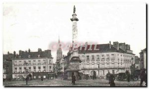 COPY Nantes Place Louis XVI 1900