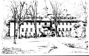 Virginia Williamsburg The Wren Building