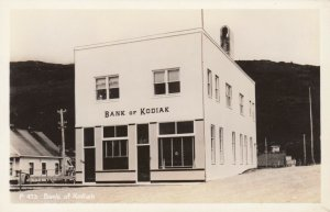 RP , KODIAK , Alaska , 1930-40s ; Bank of Kodiak