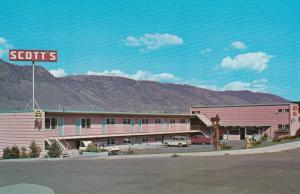 KAMLOOPS , B.C. , Canada , 50-60s : Scott's Motel