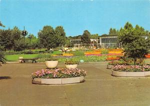 IGA Erfurt Park Promenade Bench