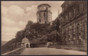 Heidelberg Castle,Heidelberg,Germany Postcard