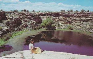 Montezuma Well - AZ Arizona