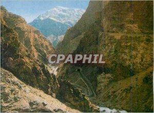 Postcard Modern Afghanistan Kabul Gorge