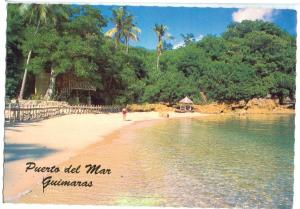 Puerto del Mar, Guimaras, Philippines, unused Postcard