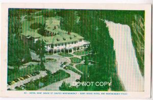 Hotel Kent House, Et Chutes Montmorency Falls Canada