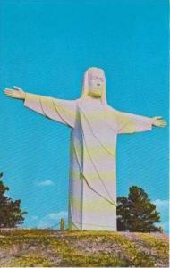 Christ of the Ozarks, Magnetic Mountain, Eureka Springs, Arkansas