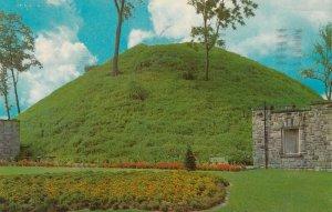 MOUNDSVILLE , West Virginia , PU-1964; The Grave Creek Mound