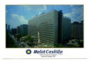 Spain - Madrid. Hotel Melia Castilla