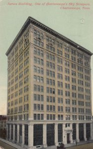 CHATTANOOGA , Tennessee , 00-10s ; James Building