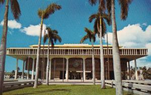 Hawaii Honolulu State Capitol Building