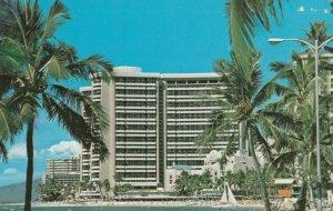 Sheraton Waikiki Hotel, Oahu, Hawaii, 1975