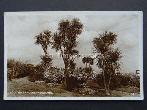 Cornwall PENZANCE Bolitho Gardens 1940's RP Postcard by Excel