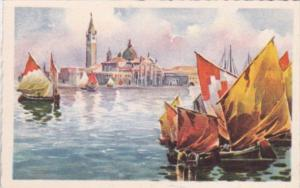 Italy Venezia Isola St Giorgio