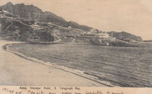 ADEN , Yemen , 1904 ; Steamer Point , E. Telegraph Bay