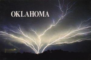 Oklahoma Tulsa Stormy Night In Oklahoma