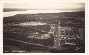 RP: Fort Richardson , Washington , 1930-40s