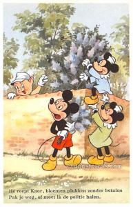 Walt Disney Unused
