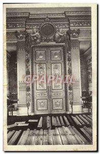 Old Postcard Luxembourg Victor Hugo Salon