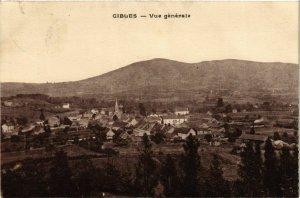 CPA Cibles Vue Generale FRANCE (953942)