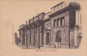 Belgium Brussells Bruxelles Le Musee Museums