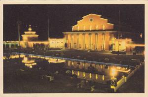 Liseberg, Konserthallen I. Kvallsbelysning, Goteborg, Sweden, 1910-1920s