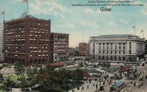CLEVELAND , Ohio , 00-10s : Public Square