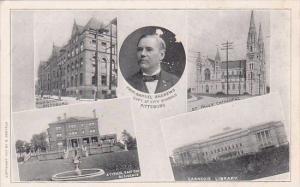Pennsylvania Multi View With Professor Samuel Adams Superintendant Of City Sc...
