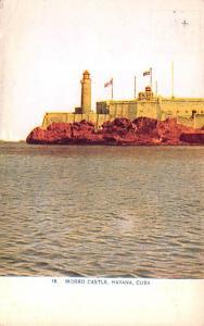 Havana Cuba, Republica de Cuba Morro Castle Havana Morro Castle