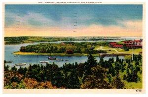 Massahcusetts  Falmouth Quisset Harbor