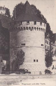 Luzern. Ringmauer und Alter Turm , Switzerland , 00-10s