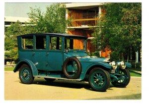 1912 Rolls Royce Silver Ghost Limousine, Antique Car, The Craven Foundation