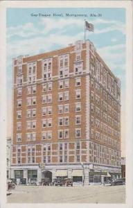 Alabama Montgomery Gay Teague Hotel