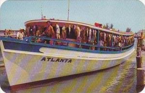 Florida St Petersburg Atlanta Deep Sea Fishing Boat